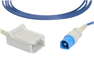 8 PIN 1.0M SPO2 CABLE by Philips Healthcare (Medical Supplies)