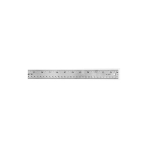 "24"" STAINLESS STEEL RULER by Westcott"