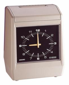 TIMECLOCK-SEMI-AUTO PROGRAMMABLE LIFTS by Amano