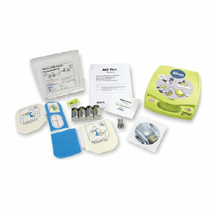 AED PLUS, AED TRAINER2, 12 X 12 X 12 IN by ZOLL Medical Corporation
