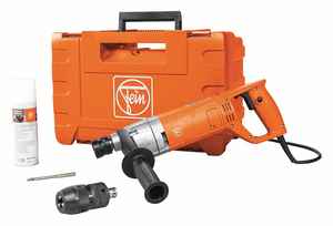 ELECTRIC DRILL 110VAC DOUBLE GEAR 13.0A by Fein