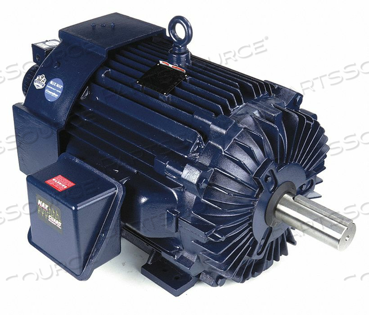 VECTOR MOTOR 3-PHASE 125HP 460V by Marathon Motors