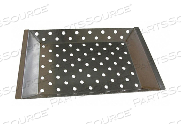 COAT TRAY STAINLESS STEEL by Crown Verity