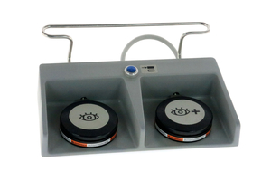 TWO PEDAL FOOTSWITCH ASSEMBLY by OEC Medical Systems (GE Healthcare)