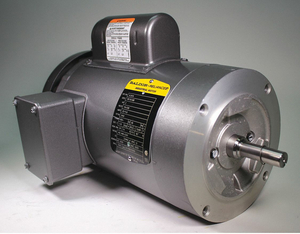 MOTOR 2 HP 3450 RPM 115/230V 56C TEFC by BALDOR