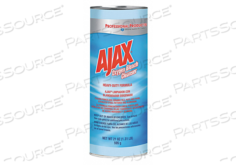 BATHROOM CLEANER CANISTER PK24 by Ajax