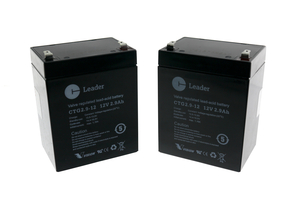 BATTERY RECHARGEABLE, 24V FOR BAXTER PRISMAFLEX by Baxter Healthcare Corp.
