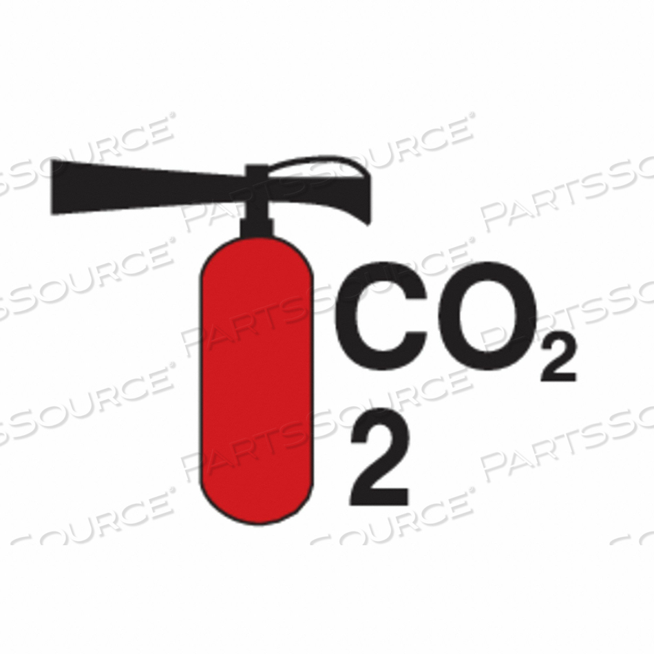 SAFETY SIGN 6 W 6 H 0.071 THICKNESS by Condor