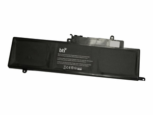 BTI DL-I7347 - NOTEBOOK BATTERY (EQUIVALENT TO: DELL GK5KY, DELL 4K8YH, DELL 0WF28, DELL 451-BBPG, DELL 92NCT, DELL 451-BBKK, DELL RHN1C) - 1 X LITHIUM POLYMER 3-CELL 3700 MAH 40 WH - FOR DELL INSPIRON 11 3147, 11 3148, 13 7347, 13 7348, 13 7353, 15 7558, 3157, 3158, 7359, 7568 by Battery Technology
