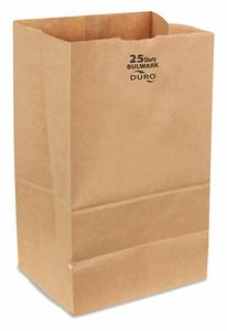 GROCERY BAG BRN 15-7/8 L 8-1/4 W PK400 by Duro