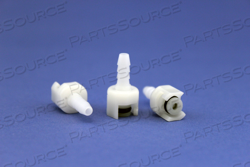 QUICK CONNECT SUBMIN MALE 1/8 IN, PLASTIC