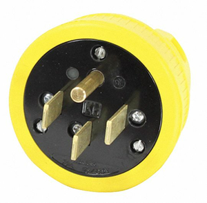 PLUG 14-50P 50A 125/250VAC 1 PHASE by KH Industries