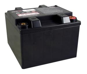 BATTERY, SEALED LEAD ACID, 12V, 26 AH by R&D Batteries, Inc.