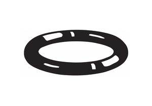O-RING SILICONE DASH 316 1-1/4 O.D PK50 by Fabory