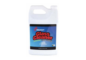 GLASS CLEANER ODORLESS 1 GAL. by Skilcraft