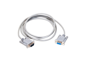 """72"""" MONITOR TO PC SERIAL CABLE LIFEPAK 20/20E - GRAY by Physio-Control"""