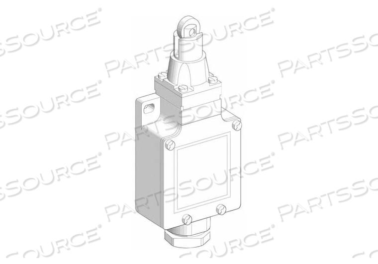 LIMIT SWITCH 240VAC 10AMP XCKL +OPTIONS by Telemecanique Sensors