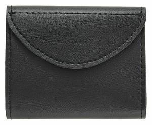 GLOVE POUCH SYNTHETIC LEATHER BLACK by Heros Pride