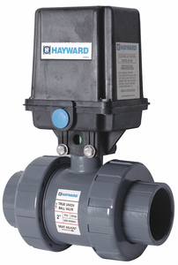 ELECTRONIC BALL VALVE PVC 1 IN. by Hayward