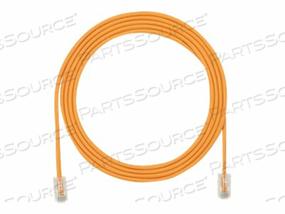PANDUIT TX5E-28 CATEGORY 5E PERFORMANCE - PATCH CABLE - RJ-45 (M) TO RJ-45 (M) - 30 FT - UTP - CAT 5E - IEEE 802.3AF/IEEE 802.3AT - HALOGEN-FREE, SNAGLESS, STRANDED - ORANGE by Panduit