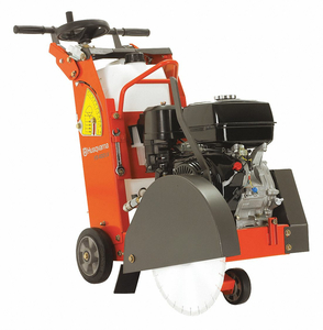 WALK-BEHIND CONCRETE SAW 11 HP WET by Husqvarna