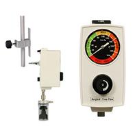 ANALOG VACUUM REGULATOR, LOCKING GLAND X TUBING NIPPLE, 0 TO 200 MMHG, MEETS ANSI by Ohio Medical, LLC