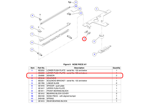 OPTICAL NARROW GAP SENSOR by Carestream Health, Inc.