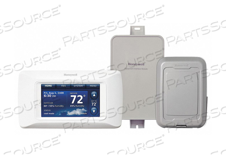 WIRELESS THERMOSTAT KIT 7 PROGRAMMABLE by Honeywell