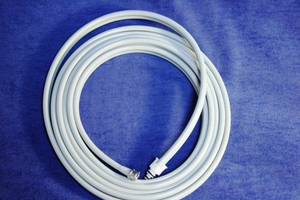 12FT NIBP ADAPTER HOSE TO FEMALE THREADED DUAL TUBE BP HOSE by GE Medical Systems Information Technology (GEMSIT)