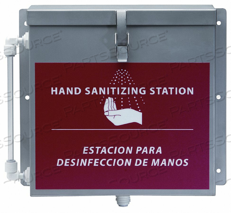 HAND SANITIZER DISPENSER 2 GAL SS by Best Sanitizers Inc.