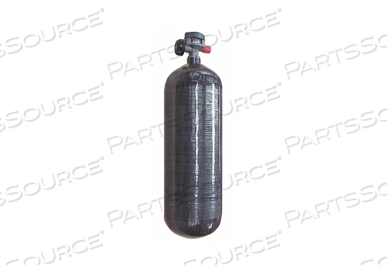 AIR CYLINDER CARBON FIBER 4500 PSI by Air Systems International