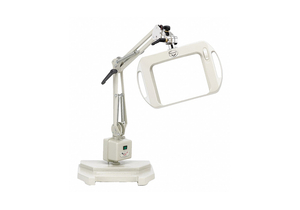 MAGNIFIER LIGHT FLUORESCENT 34W by O.C. White