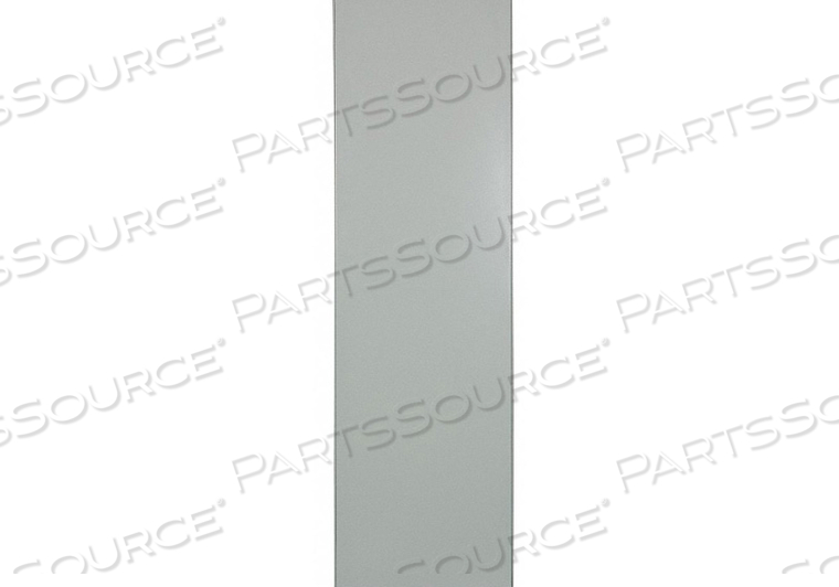 G3326 URNL PART W/O PIL STEEL 18 W 42 H GRAY by Global Partitions