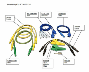 ESU-2300 REPLACEMENT ACCESSORY KIT by BC Group International, Inc. (BC Biomedical)