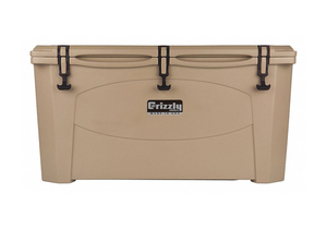 MARINE CHEST COOLER HARD SIDED 100.0 QT. by Grizzly Coolers