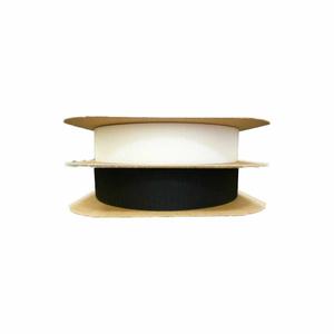 "VELCRO BRAND BLACK HOOK SEW ON 5/8"" X 75' by Industrial Webbing Corp."