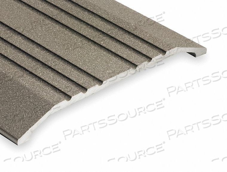 SADDLE THRESHOLD FLUTED TOP 6 FT. by National Guard Products