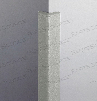 CORNER GRD 48IN.H SILVER GRAY by Pawling Corp