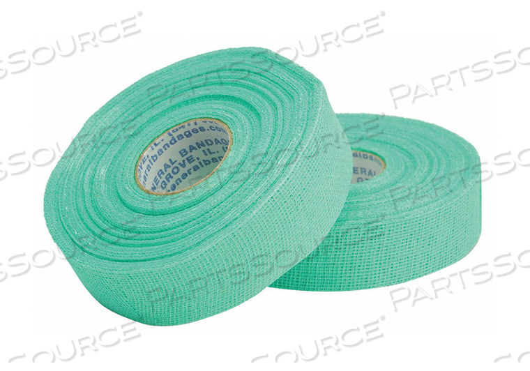 FINGER TAPE 90FT. GREEN by Guard-Tex