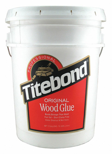 YELLOW WOOD GLUE 640.00 OZ. by Titebond