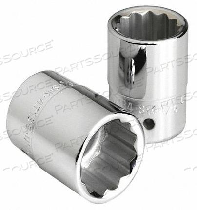 SOCKET 1/2 DR 1-5/16 12 PT. by SK Professional Tools