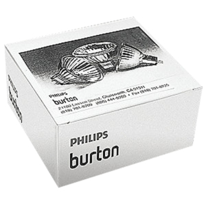UV REPLACEMENT BULBS, WHITE, 4/BOX by Burton Medical