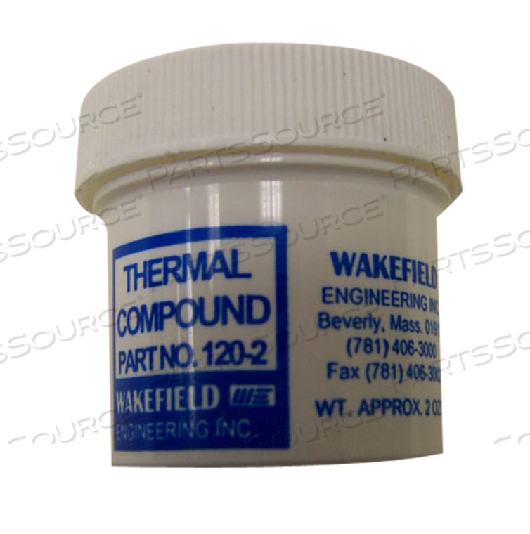 WAKEFIELD #120-2 JOINT COMPOUND by GE Healthcare