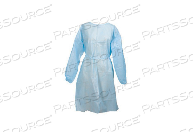 PROTECTIVE PROCEDURE GOWN (50 PER CASE) by McKesson