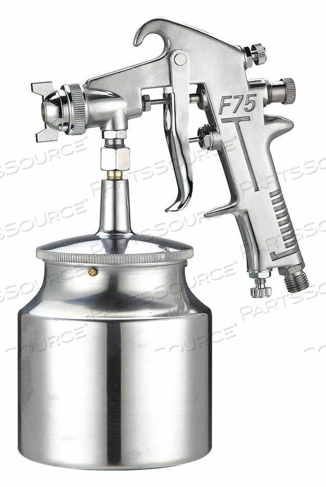 SPRAY GUN 1.8MM NOZZLE by Speedaire