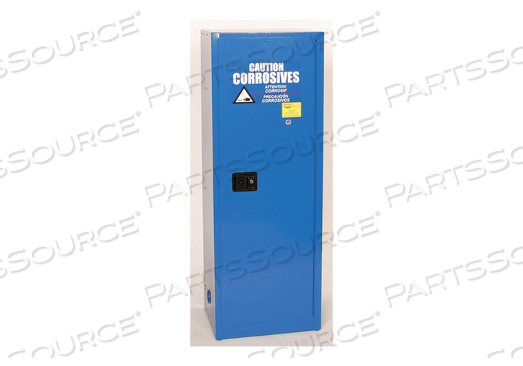 CORROSIVE SAFETY CABINET 65 IN H by Eagle