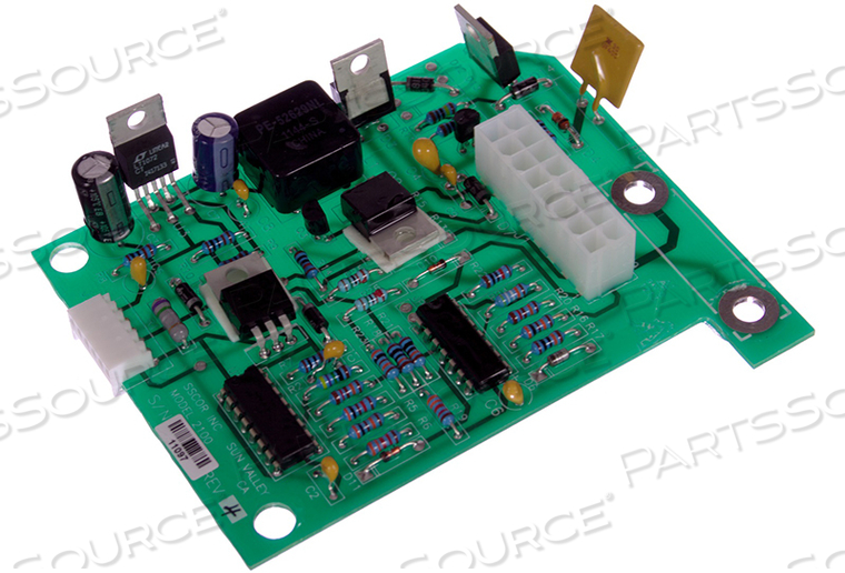 CHARGER, PC BOARD ASSY by SSCOR, Inc.