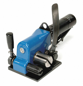 STRAPPING TENSIONER AND CUTTER PNEUMATIC by Caristrap