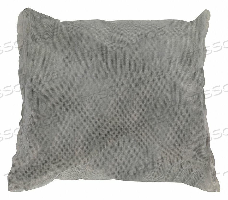 ABSORBENT PILLOW GRAY 9 L PK32 by Condor