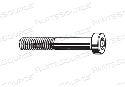 SHCS LOW M4-0.70X10MM STEEL PK7200 by Fabory